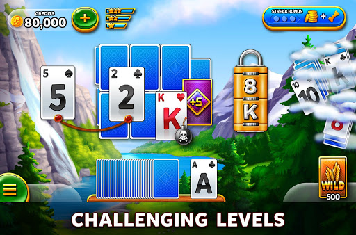 Solitaire – Grand Harvest – Tripeaks 1.63.0 screenshots n 2