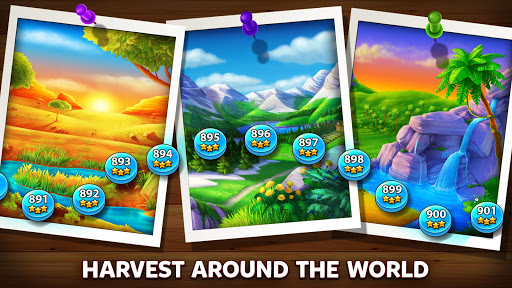 Solitaire – Grand Harvest – Tripeaks 1.63.0 screenshots n 4