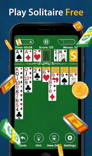Solitaire – Make Free Money and Play the Card Game 1.6.6 screenshots n 1