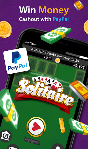 Solitaire – Make Free Money and Play the Card Game 1.6.6 screenshots n 2