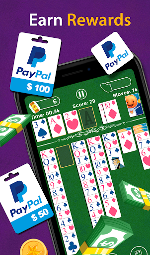 Solitaire – Make Free Money and Play the Card Game 1.6.6 screenshots n 4
