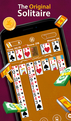 Solitaire – Make Free Money and Play the Card Game 1.6.6 screenshots n 6