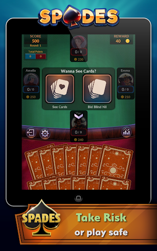 Spades – Offline Free Card Games 2.0.3 screenshots n 7