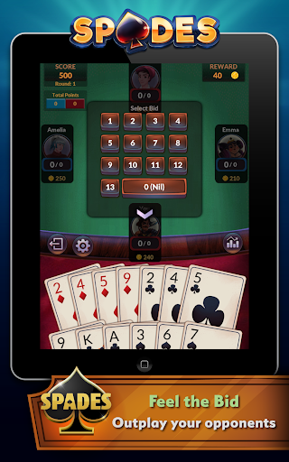 Spades – Offline Free Card Games 2.0.3 screenshots n 8