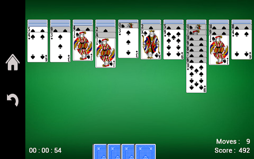 Spider Solitaire 1.16 screenshots n 6