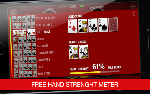 Texas Casino Card Games Poker Online 1.1.1 screenshots n 3