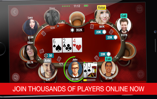 Texas Casino Card Games Poker Online 1.1.1 screenshots n 6