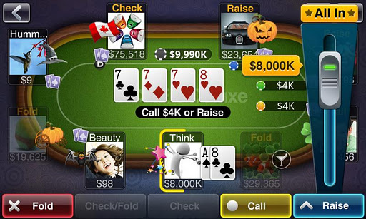Texas HoldEm Poker Deluxe 2.6.0 screenshots n 2