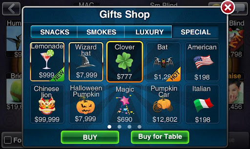 Texas HoldEm Poker Deluxe 2.6.0 screenshots n 4