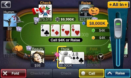 Texas HoldEm Poker Deluxe 2.6.0 screenshots n 8