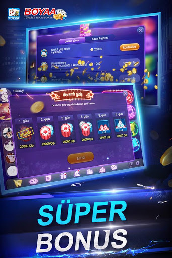 Trkiye Texas Poker 5.9.0 screenshots n 1