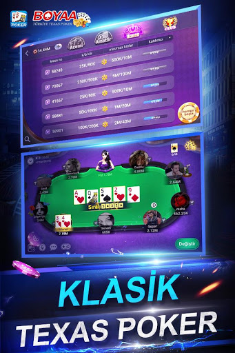 Trkiye Texas Poker 5.9.0 screenshots n 7