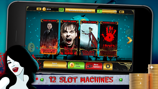 Vampire Blood Slots – FREE 1.0 screenshots n 1