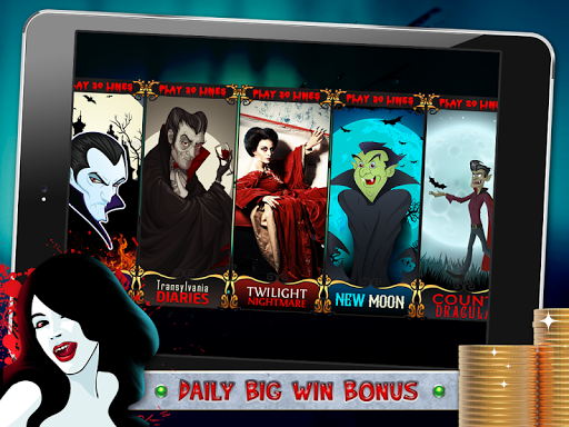 Vampire Blood Slots – FREE 1.0 screenshots n 10