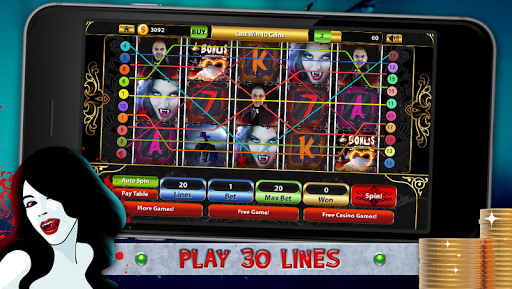 Vampire Blood Slots – FREE 1.0 screenshots n 2
