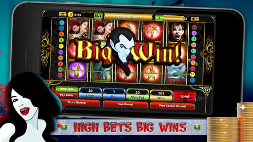 Vampire Blood Slots – FREE 1.0 screenshots n 3