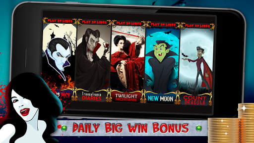 Vampire Blood Slots – FREE 1.0 screenshots n 5