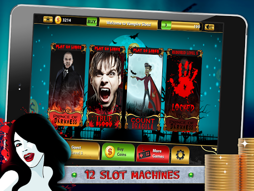 Vampire Blood Slots – FREE 1.0 screenshots n 6