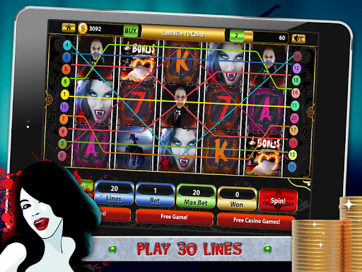 Vampire Blood Slots – FREE 1.0 screenshots n 7
