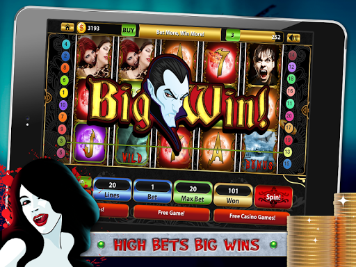 Vampire Blood Slots – FREE 1.0 screenshots n 8