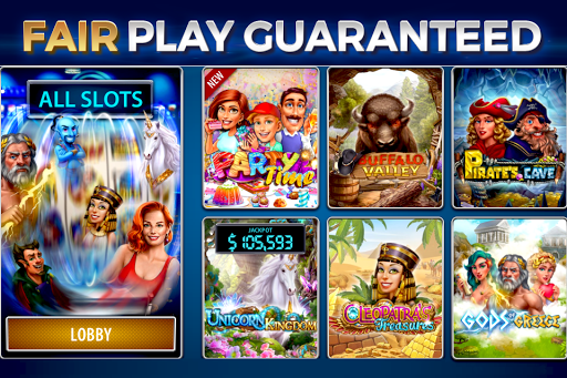 Vegas Casino amp Slots Slottist 32.6.0 screenshots n 1