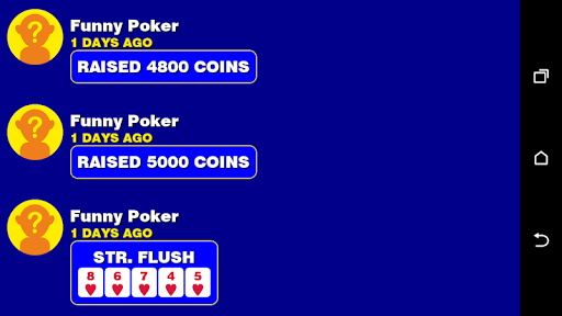 Video Poker with Double Up 12.092 screenshots n 4