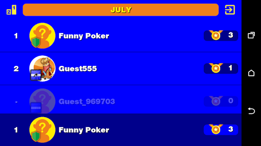 Video Poker with Double Up 12.092 screenshots n 6