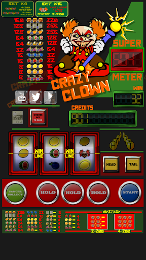 slot machine crazy clown 1.0.0 screenshots n 1
