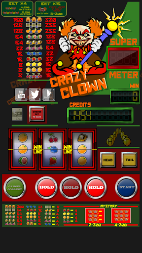 slot machine crazy clown 1.0.0 screenshots n 3