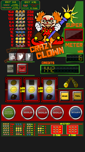 slot machine crazy clown 1.0.0 screenshots n 4