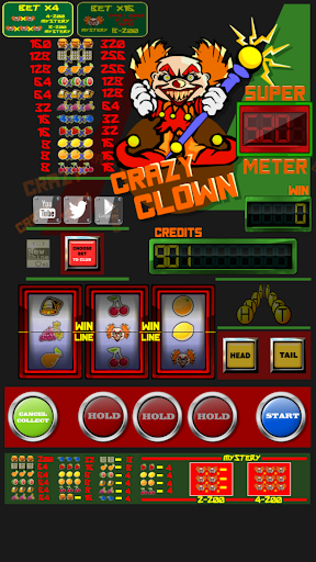 slot machine crazy clown 1.0.0 screenshots n 6