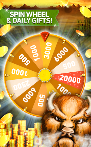 Buffalo Slot Machine Free 1.3 screenshots n 4