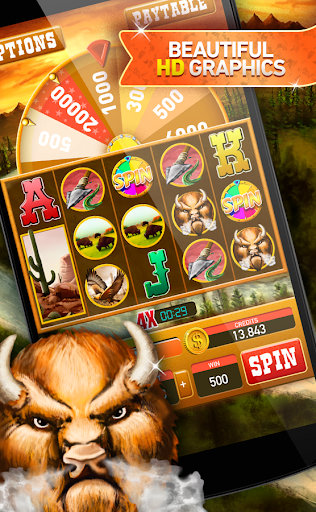 Buffalo Slot Machine Free 1.3 screenshots n 5