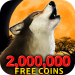 Free Download  Wolf Slots™ Free Slot Machines 1.1.6 APK