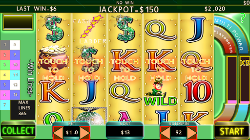 Paddy Punt 365 Line Irish Slots 7004 screenshots n 2