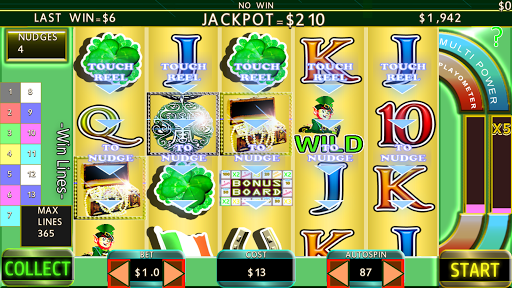 Paddy Punt 365 Line Irish Slots 7004 screenshots n 3