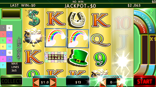 Paddy Punt 365 Line Irish Slots 7004 screenshots n 8