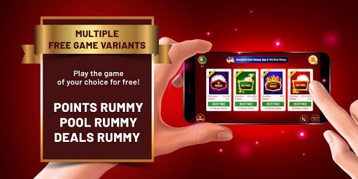 Play Rummy Online Free Rummy Game 13 Card Indian 25.21 screenshots n 3