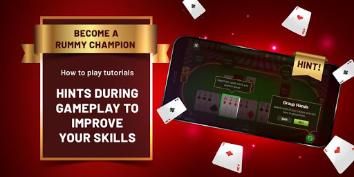 Play Rummy Online Free Rummy Game 13 Card Indian 25.21 screenshots n 5