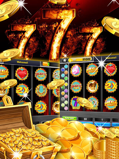 Red Hot Lucky 7 Classic Slots 2.2 screenshots n 1