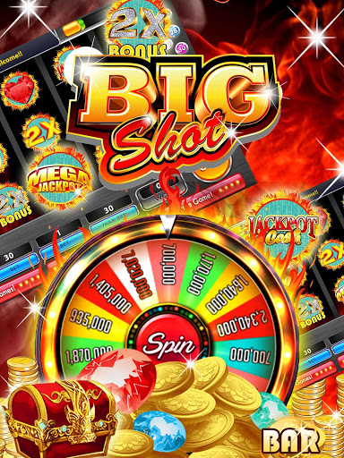 Red Hot Lucky 7 Classic Slots 2.2 screenshots n 2