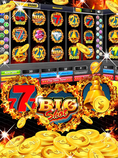 Red Hot Lucky 7 Classic Slots 2.2 screenshots n 3