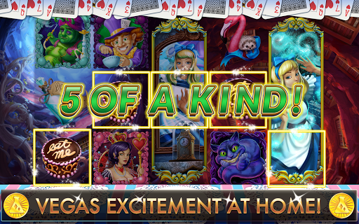 Slots – Wonderland Free Casino 1.21.834 screenshots n 1