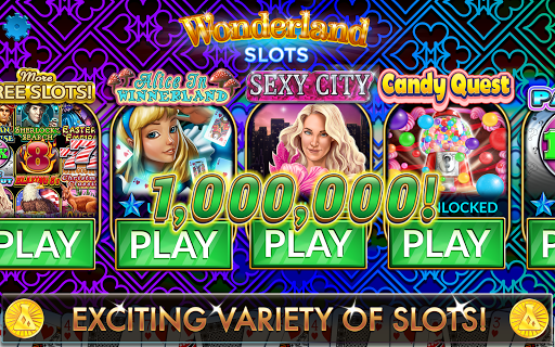 Slots – Wonderland Free Casino 1.21.834 screenshots n 3