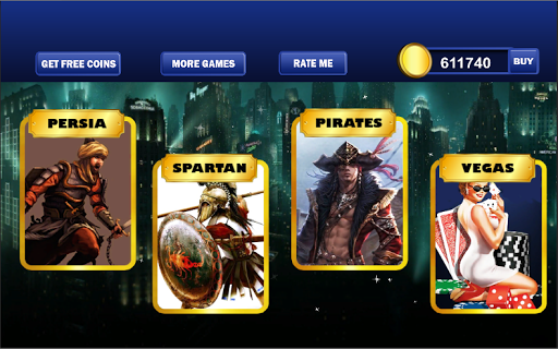 Vegas Jackpot Party City Slots 1.0.4 screenshots n 1