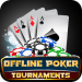 Unduh Gratis Offline Poker – Tournaments 1.10.1 APK