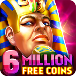 Unduh Gratis Pharaohs of Egypt Slots ™ Free Casino Slot Machine 1.45.4 APK